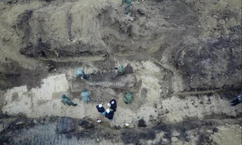 Nestali u proboju: Čiji su posmrtni ostaci pronađeni kod Marinaca?