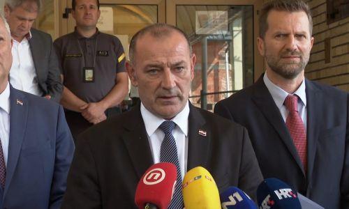 Ministar Medved smiruje tenzije: 'Čuo sam se s Vučemilovićem, naša snaga je u zajedništvu'