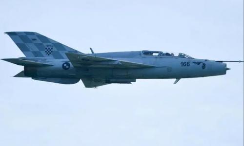 MORH: Redovite letačke aktivnosti 191. eskadrile lovačkih aviona HRZ-a