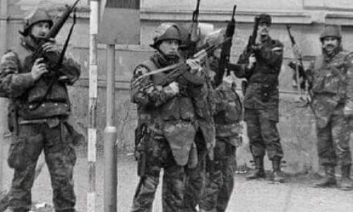 Na današnj dan  1991. osnovana Posebna jedinica policije PU Bjelovar, današnje Omege