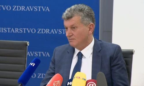 Milan Kujundžić bio na sastanku u Vladi, tražili ga da podnese ostavku?