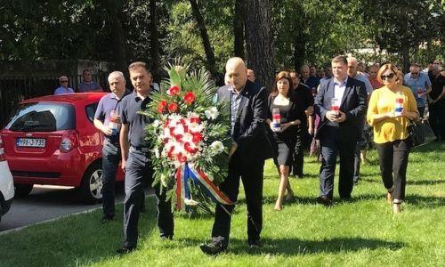 Obilježena 26. obljetnica pogibije pripadnika Vojne policije HVO-a Livno u Mostaru