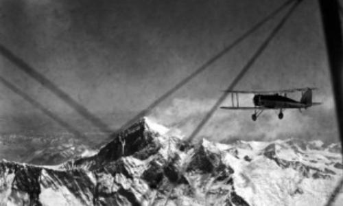 Markiz izveo prvi let preko Mount Everesta (1933.)