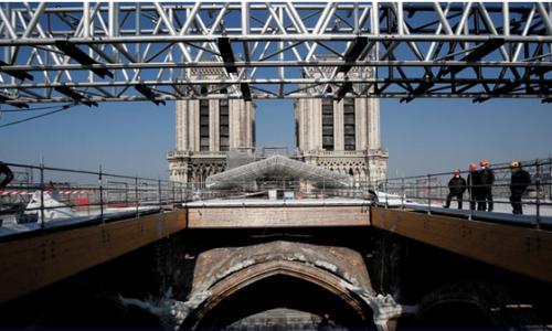 Macron: Katedrala Notre Dame ponovno se otvara 2024.