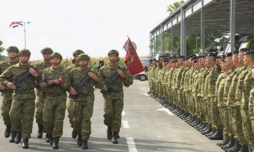 Otvorena nova vojarna 204. brigade Hrvatske vojske u Vukovaru
