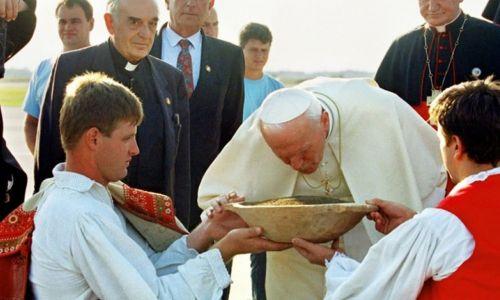 10. rujna 1994.g. - Prvi posjet sv. Ivana Pavla II. Hrvatskoj