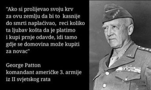 Blogerror Zagy: Tko je hrvatski Paton?