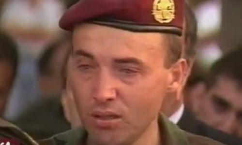 Govor koji je rasplakao heroje