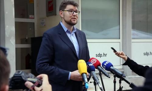 Peđa Grbin: Izbačene članove stranke ne može se zadržati u klubu