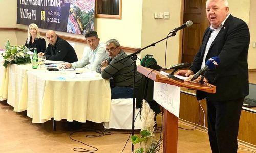 HVIDRA: Đakiću peti mandat na čelu HVIDRA-e