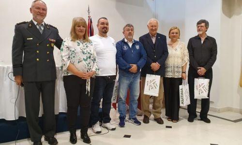 (FOTO, VIDEO) Damir Plavšić o turneji Južnom Amerikom s predstavom 'Bitka za Vukovar': 'Održali smo našu 188. predstavu'