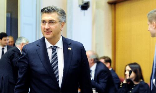 Plenković: Puljašić podnio ostavku na saborski mandat