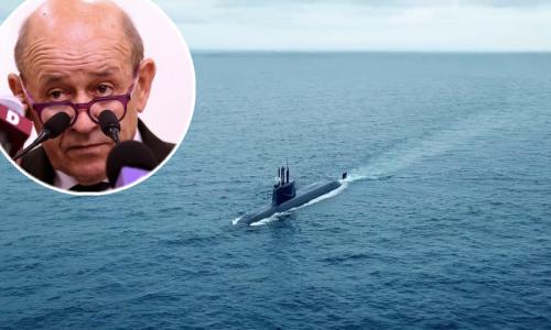 Drama oko podmornica ne staje, francuski šef diplomacije poručuje: Bilo je dvoličnosti, prijezira i laži – tako se ne možete ponašati u savezu