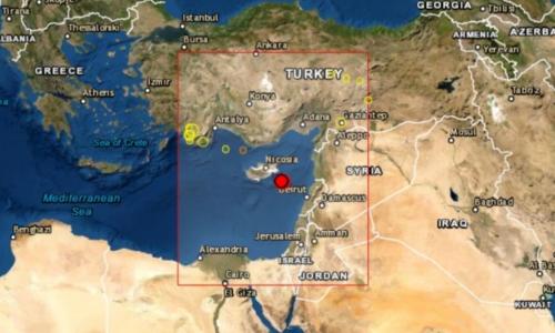 SNAŽAN POTRES POGODIO CIPAR: Magnituda je bila 5.2 po Richteru, ljudi pobjegli iz domova