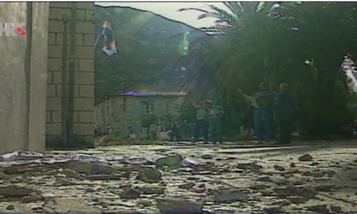 Dubrovnik se jučer zatresao, evo kako je to bilo 1996.