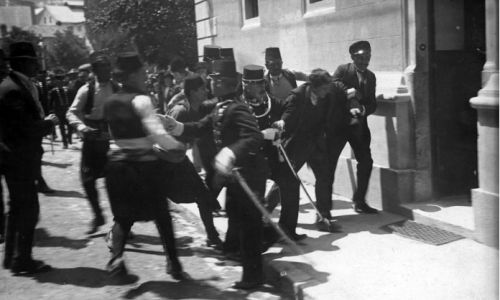 28. srpnja 1914. – počeo Prvi svjetski rat