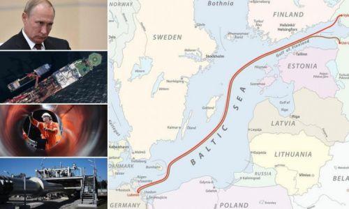 Putin izazvao umjetnu eksploziju cijena plina?! 'Sjeverni tok 2 bi se mogao urušiti'