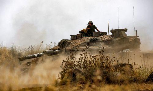 Izrael gomila vojsku na granici s Gazom