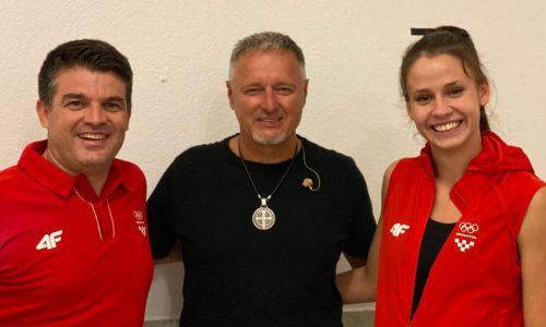Hrvatska heroina Matea Jelić počasna gošća na Thompsonovom koncertu u Hercegovini