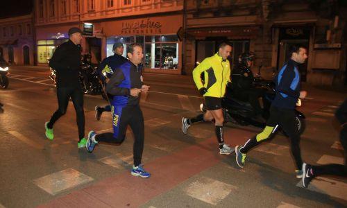 11. ultramaraton od Karlovca do Plitvica u spomen na Krvavi Uskrs i Josipa Jovića - obljetnicu obilježila jedna maratonka