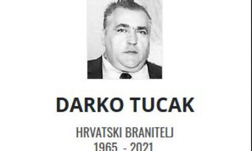 Darko Tucak - Hrvatski branitelj 1965. - 2021.