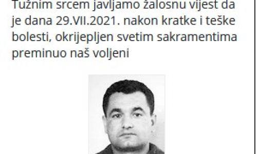 Drago Matas - Hrvatski branitelj 1964. - 2021.