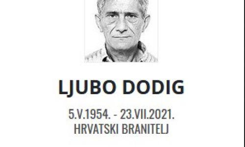 Ljubo Dodig - Hrvatski branitelj 1954. - 2021.