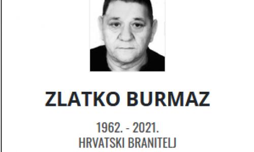 Zlatko Burmaz - Hrvatski branitelj 1962. - 2021.