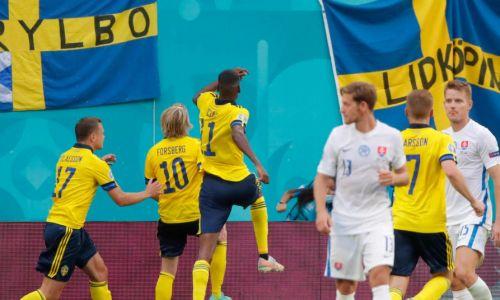 Švedska je protiv Slovačke slavila minimalnom pobjedom, a strijelac s bijele točke bio je Forsberg