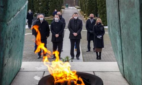 Vukovar obilježio obljetnicu mirne reintegracije hrvatskog Podunavlja