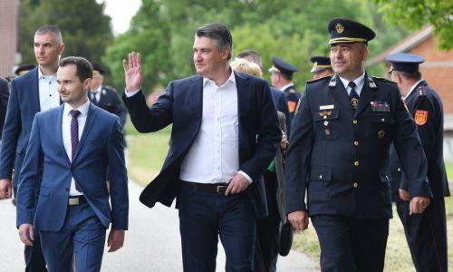 Milanović nazvao Plenkovića herojskim zecom i poručio: 'Aludirao je da sam ovisnik o kokainu, to može samo low life'