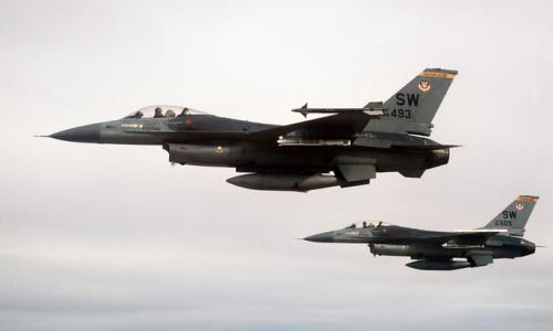 """F-16 možda u SAD-u neće biti zamijenjen s F-35, nego """"nečim između"""""""