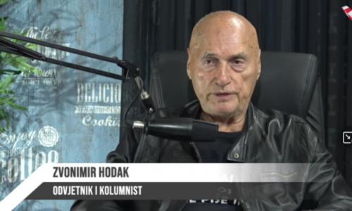 Hodak: Ovo je moj posljednji intervju i javni nastup