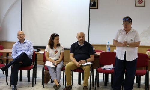 7. VOLONTERSKI KAMP U PAKRACU Konferencija o izgradnji mira