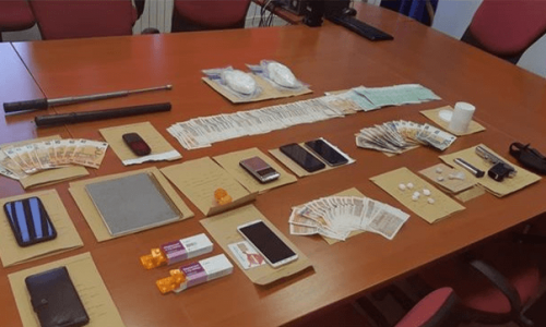 Policijskom akcijom 'Faraon' razbijen lanac dilera vinkovačkog narko bossa