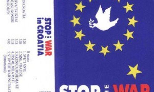 Stop the War in Croatia - Tomislav Ivčić