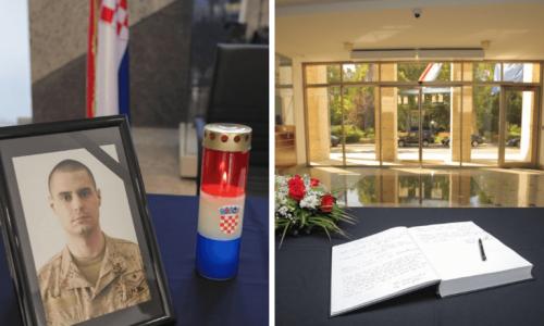 Tijelo stradalog vojnika u Hrvatskoj u petak, sprovod u subotu: 'Dočekat ćemo ga s najvećim počastima'