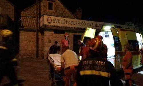 'UPOMOĆ, UGRIZAO ME POSKOK': Mladić u panici nazvao HGSS, stiglo i 14 vatrogasaca i tri policajca. Uslijedio je šok
