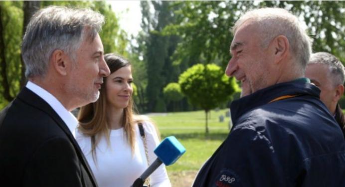 Ante Prkačin: Sa Škorom sam razgovarao da napustim Domovinski pokret -  Portal Dnevnih Novosti
