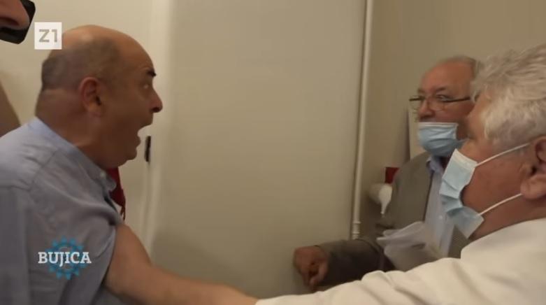 KAOS NA TRIBINI 'ANTIFAŠISTA': Ivo Goldstein pokušao zabraniti generalu  Prkačinu da govori!